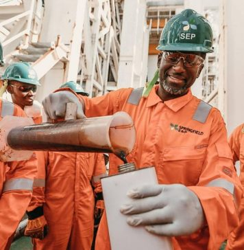 Kevin Okyere's Springfield Oil Group is now the first independent African energy group to discover oil in deep water