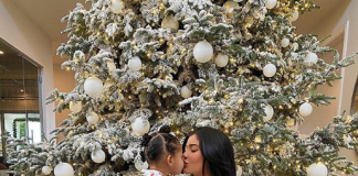 Kylie Jenner gifts her daughter a diamond ring on Christmas (Instagram/Kylie Jenner)