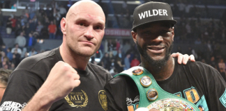Tyson Fury's rematch with Deontay Wilder will take place in Las Vegas on February 22 (CREDIT: PA)