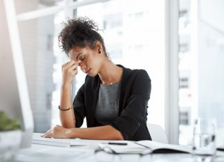 Stress At Work (photo: Forbes)