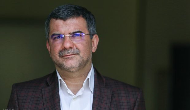 Iran's deputy health minister, Iraj Harirchi,