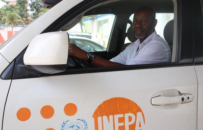 Mustapha Osman Bagonluri UNFPA