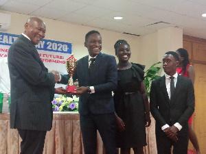University of Ghana Debating society