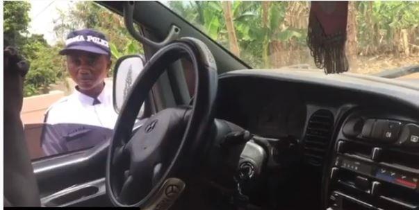 Driver Police Coronavirus