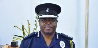 The Inspector General of Police (IGP) James Oppong Boanuh