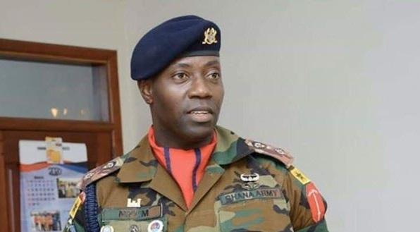 Lt. Col. Michael Mfum
