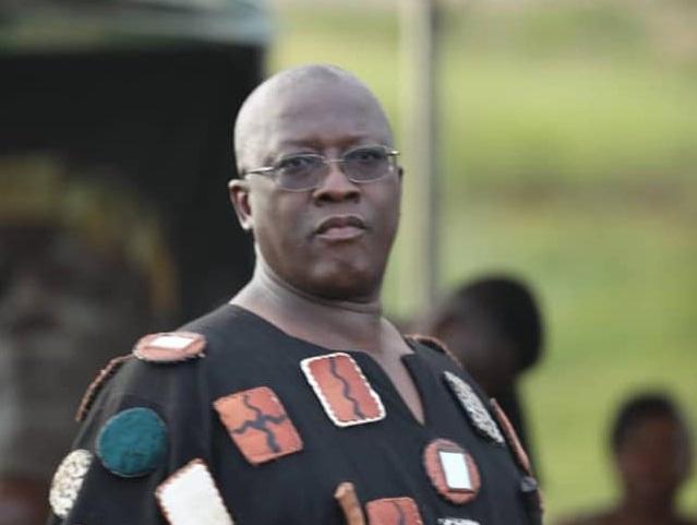 Prof William Kwabena Ampofo Nana Owietuo, Okyenhene's Totuohene