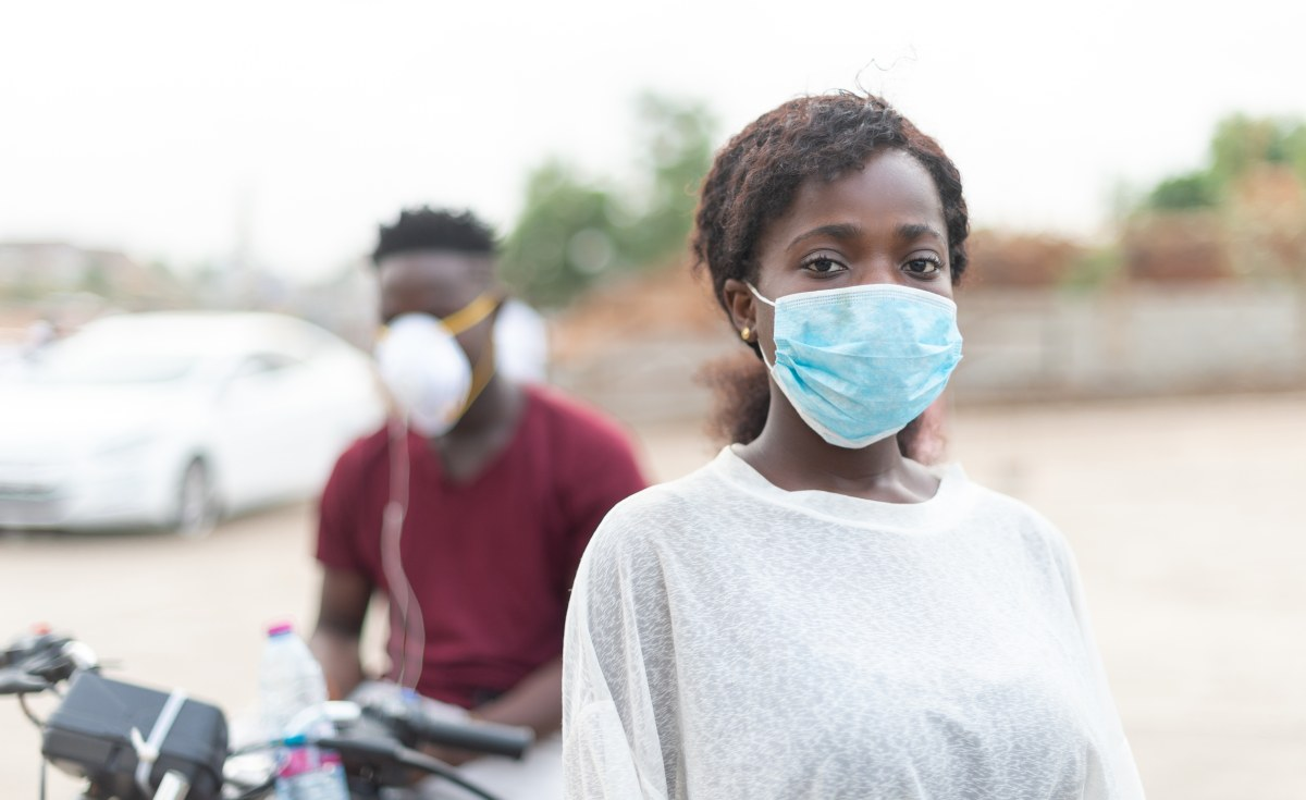 Guinea Makes Wearing Face Masks Compulsory - Kuulpeeps - Ghana ...