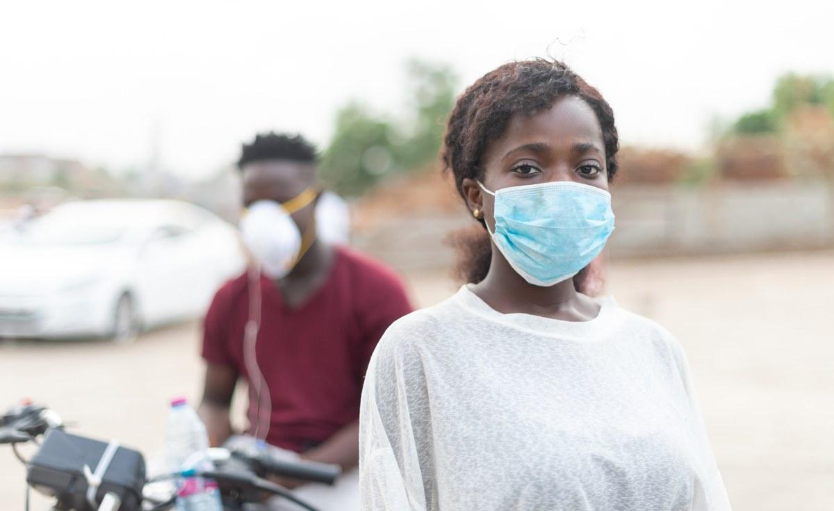 Guinea Makes Wearing Face Masks Compulsory - Kuulpeeps - Ghana ...