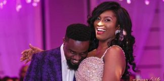 Sarkodie and Tracy