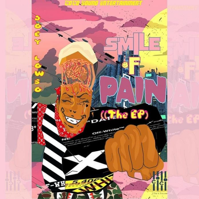 Joey Lowso's Debut EP 'Smile of Pain