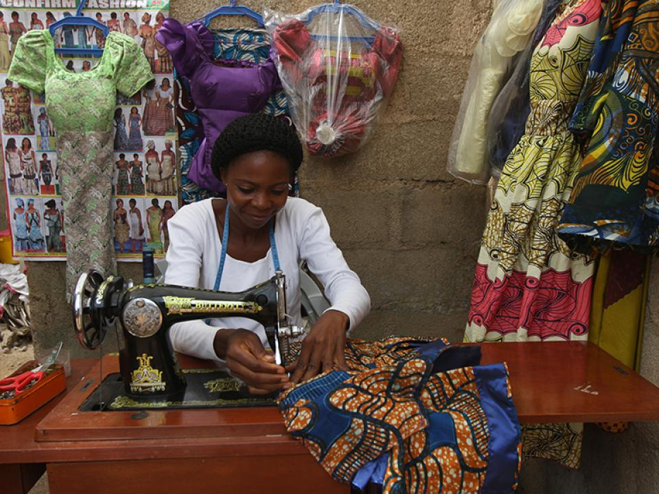 Nigerian Tailors