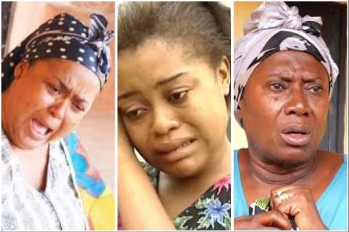 GH And Naija Actresses Who Deserve Awards For Crying In Movies //Kuulpeeps