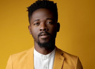Johnny Drille image via pulse.ng