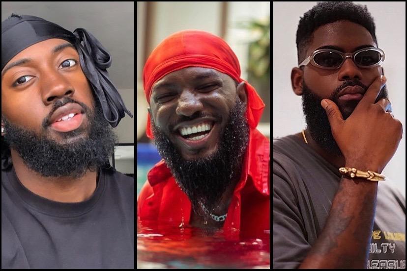 Finest Ghanaian Bearded men