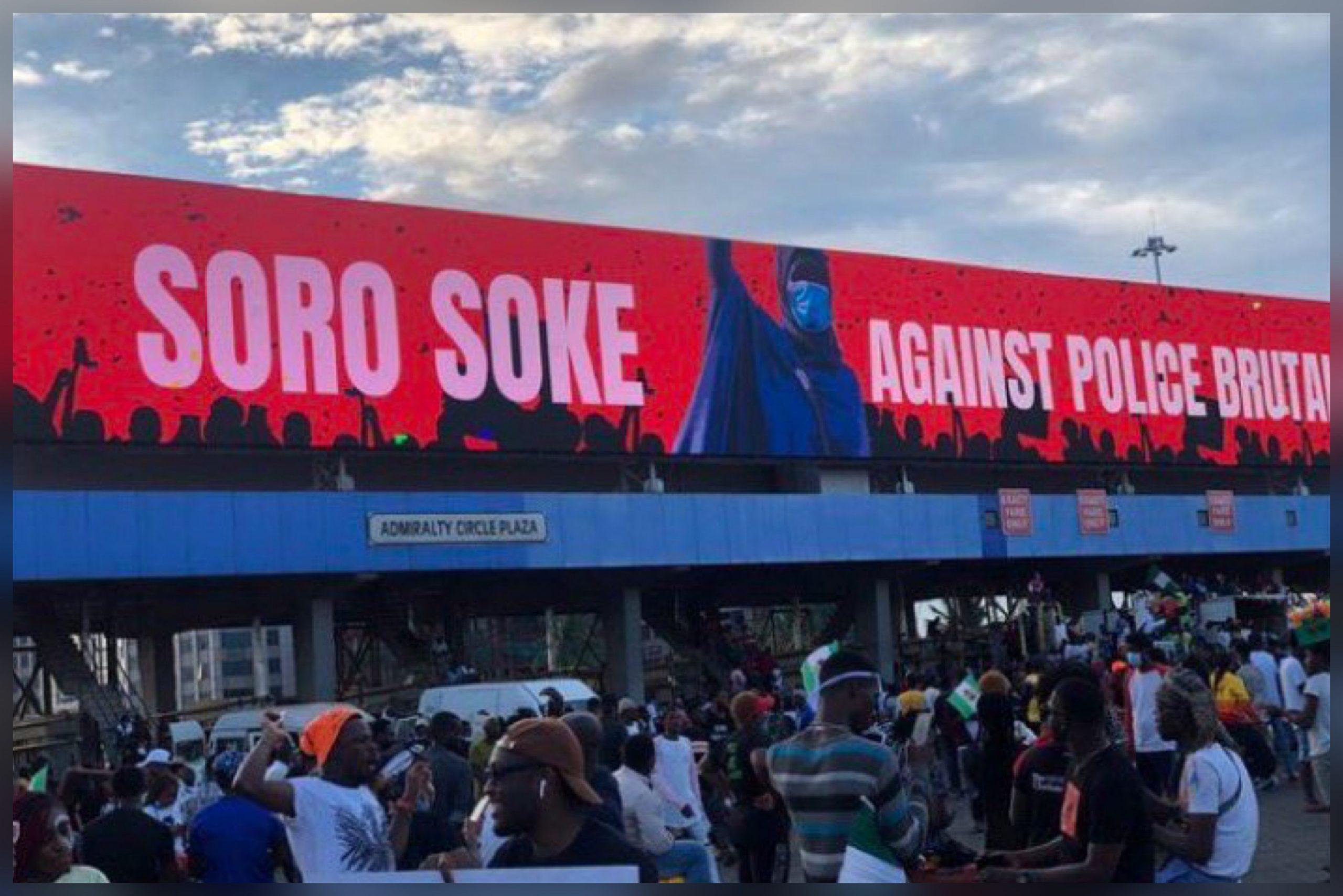Soro Soke SARS protests