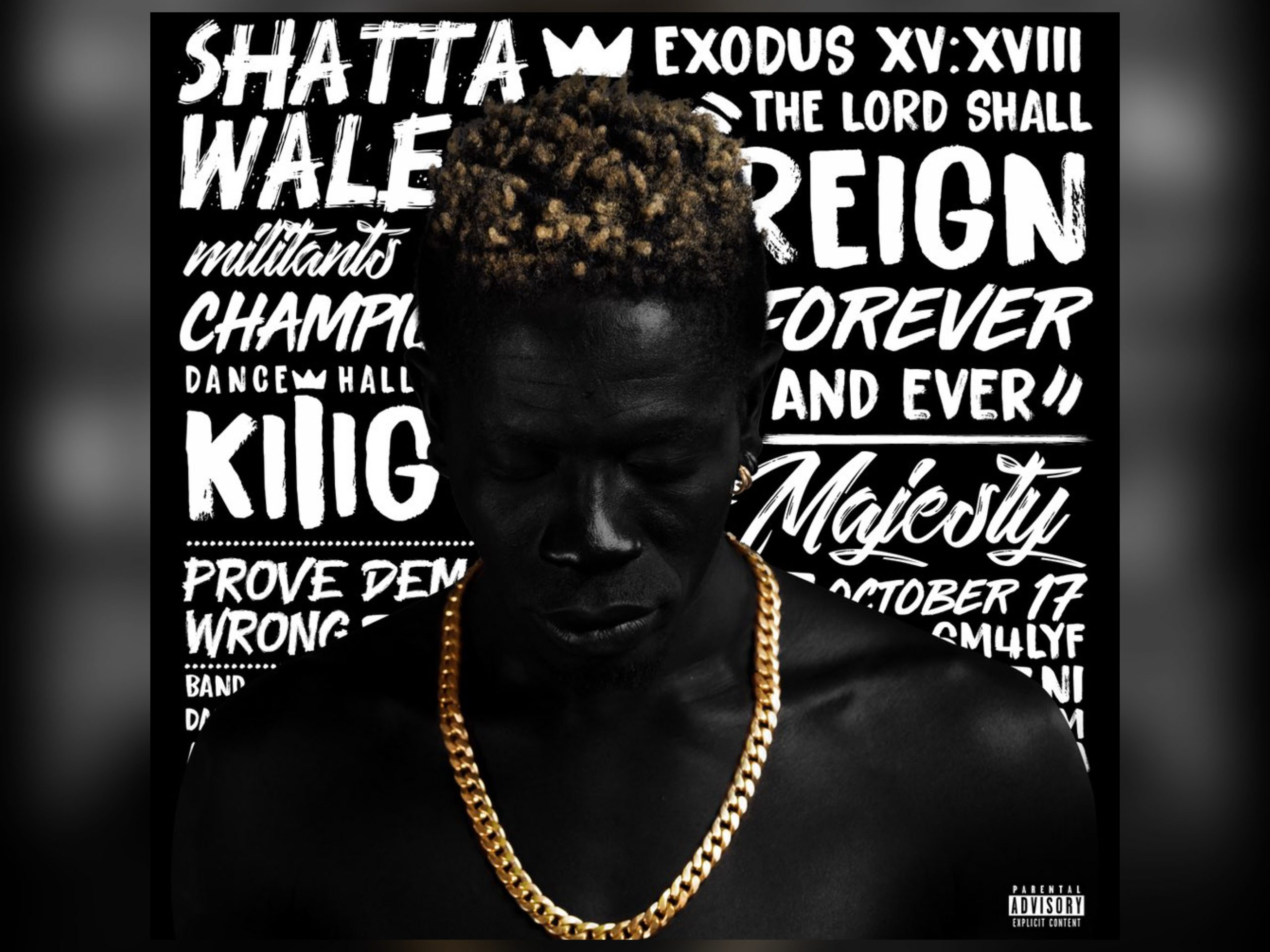 Shatta Wale Reign album