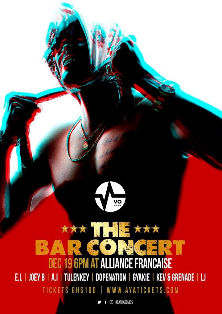E.L - THE BAR CONCERT